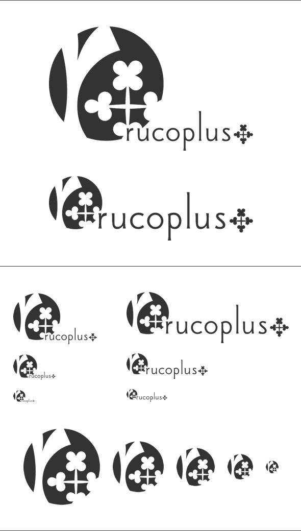 rucoplus+ ロゴ